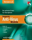 Kaspersky Anti-Virus for Mobile Russian Edition. 1-PDA 1 year Base DVD box