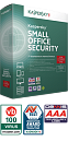Kaspersky Small Office Security 4 for Desktop, Mobiles and File Servers (fixed-date) Russian Edition